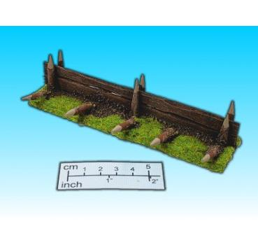 fortification fence