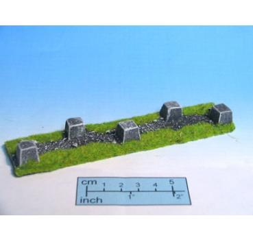 antitank barrier (1/72)