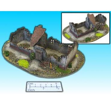 long house ruin (15mm)