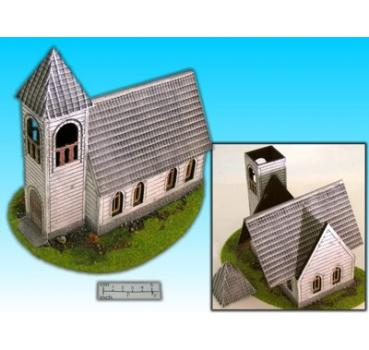 wooden church