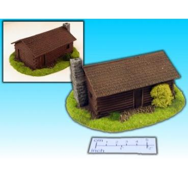 log house (15mm)