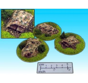 bivouac (3 parts) (15mm)