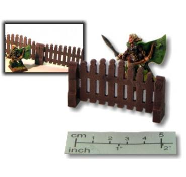 small fence