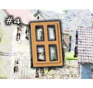 window 4 (10 pcs.)