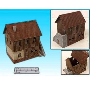 house with stable (15mm)