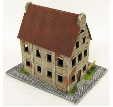 city block (20 x 20 cm) for 15mm