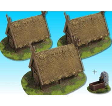 viking village set