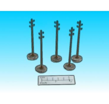 power pole (5 pcs. / 15mm)