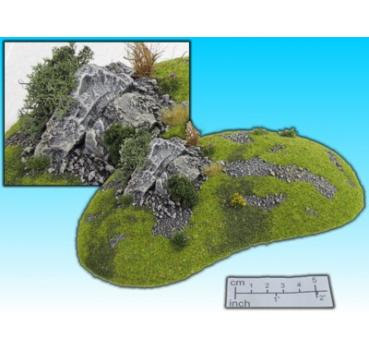 "rounded hill ""rock"""