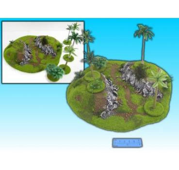 jungle (6pcs) (15mm)