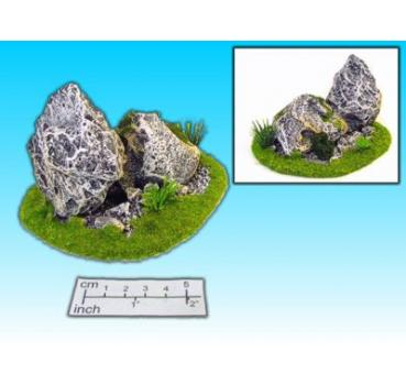 small heap of stone