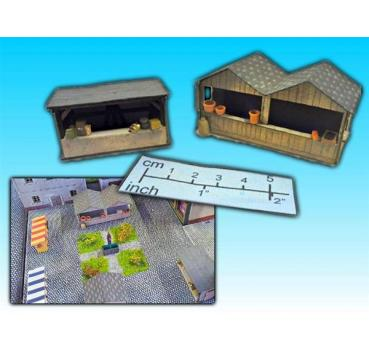 2 booths (15mm)