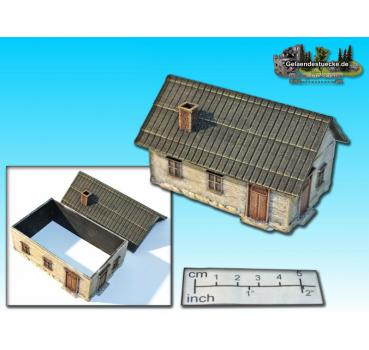 german house (15mm or 20mm)