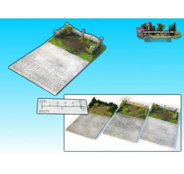 housebase with garden (15mm)