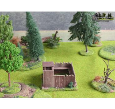 palisade fort camp base 80 x 80 (15mm)