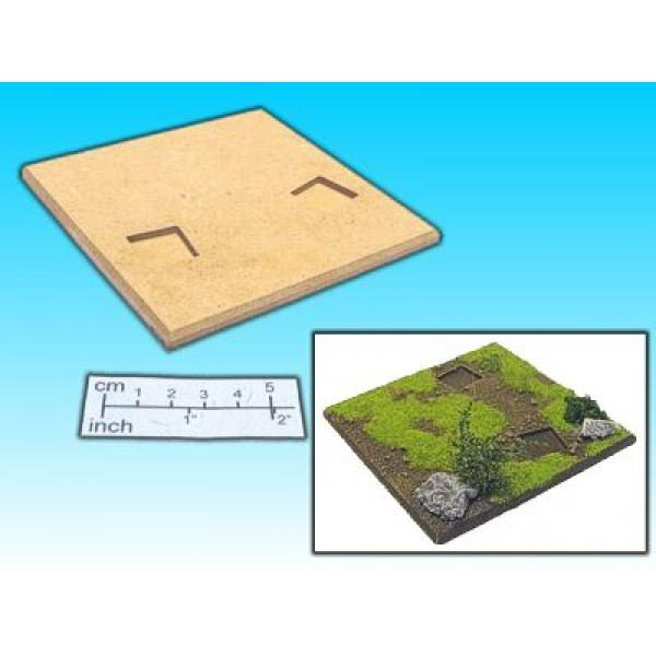 artillery base (2x 25x25mm)