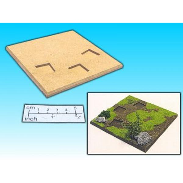 artillery base (3x 25x25mm)