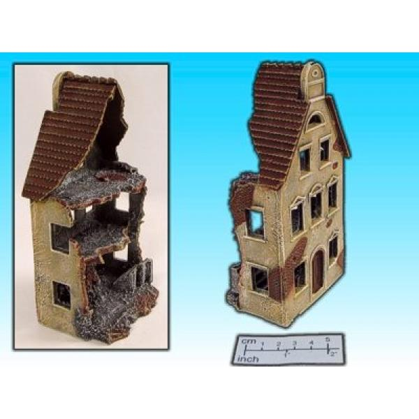 city house ruin (15mm)