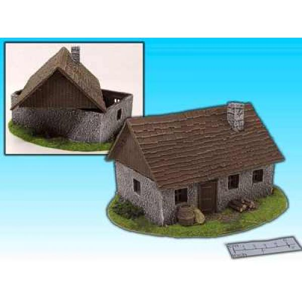stone hut (15mm, 20mm or 25mm)