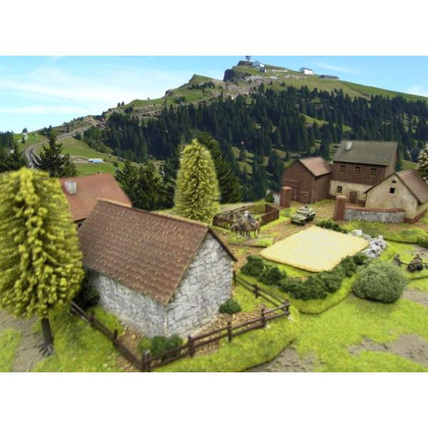 european 3 side farm (15mm)
