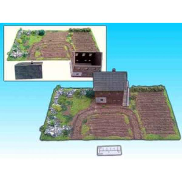 farmhouse & fieldbase set (15mm)