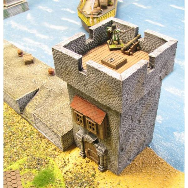 fortified watchtower